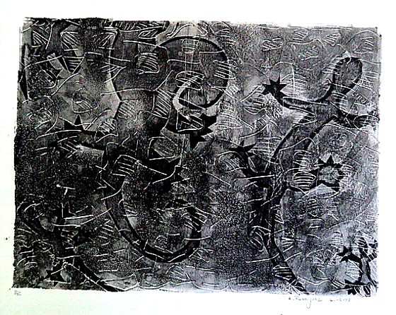 LizardsInBlack-6-15-1998Monoprint19x24in.jpg